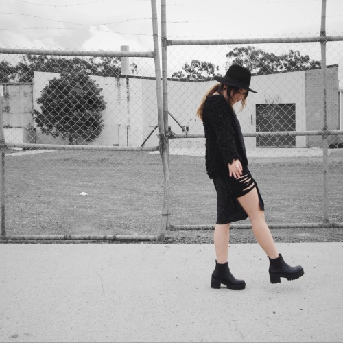 grunge outfit